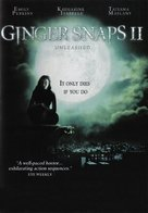 Ginger Snaps 2 - DVD cover (xs thumbnail)