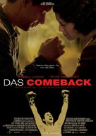 Cinderella Man - German Movie Poster (xs thumbnail)