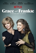 """Grace and Frankie"" - Danish Movie Poster (xs thumbnail)"