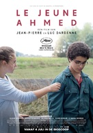 Le jeune Ahmed - Dutch Movie Poster (xs thumbnail)
