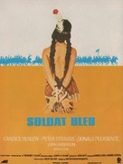 Soldier Blue - French Movie Poster (xs thumbnail)