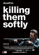 Killing Them Softly - New Zealand Movie Poster (xs thumbnail)