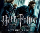 Harry Potter and the Deathly Hallows: Part I - Danish Movie Poster (xs thumbnail)