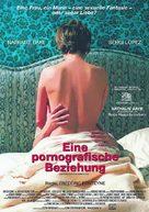 Une liaison pornographique - German Movie Poster (xs thumbnail)