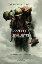 Hacksaw Ridge - Polish Movie Poster (xs thumbnail)