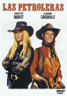 Les pétroleuses - Spanish DVD cover (xs thumbnail)
