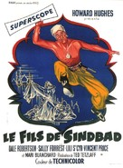 Son of Sinbad - French Movie Poster (xs thumbnail)
