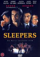 Sleepers - Danish DVD cover (xs thumbnail)