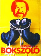 Bomber - Hungarian Movie Poster (xs thumbnail)