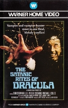 The Satanic Rites of Dracula - VHS cover (xs thumbnail)
