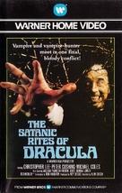The Satanic Rites of Dracula - VHS movie cover (xs thumbnail)