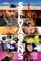 Savages - Brazilian Movie Poster (xs thumbnail)