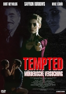 Tempted - German Movie Cover (xs thumbnail)