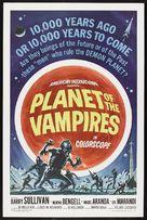 Terrore nello spazio - Movie Poster (xs thumbnail)