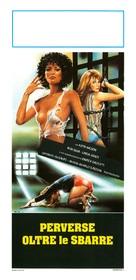 Perverse oltre le sbarre - Italian Movie Poster (xs thumbnail)