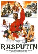 Rasputin - Orgien am Zarenhof - Movie Poster (xs thumbnail)