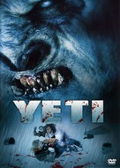 Yeti: Curse of the Snow Demon - French Movie Cover (xs thumbnail)