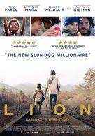 Lion - Belgian Movie Poster (xs thumbnail)
