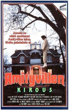 The Amityville Curse - Finnish VHS movie cover (xs thumbnail)