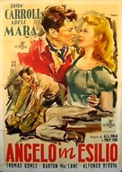 Angel in Exile - Italian Theatrical movie poster (xs thumbnail)