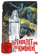 La endemoniada - German DVD cover (xs thumbnail)