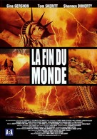 Category 7: The End of the World - French DVD cover (xs thumbnail)