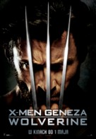 X-Men Origins: Wolverine - Polish Movie Poster (xs thumbnail)