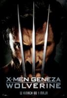 X-Men Origins: Wolverine - Polish Movie Poster (xs thumbnail)
