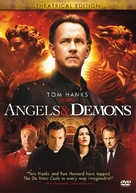 Angels & Demons - DVD movie cover (xs thumbnail)