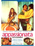 Appassionata - French Movie Poster (xs thumbnail)