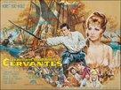 Cervantes - Spanish Movie Poster (xs thumbnail)