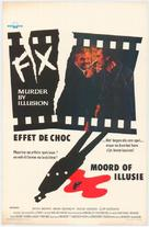 F/X - Belgian Movie Poster (xs thumbnail)