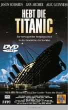 Raise the Titanic - German Movie Cover (xs thumbnail)