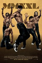Magic Mike XXL - Brazilian Movie Poster (xs thumbnail)
