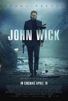 John Wick - British Movie Poster (xs thumbnail)