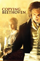Copying Beethoven - DVD cover (xs thumbnail)