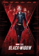Black Widow - Czech Movie Poster (xs thumbnail)