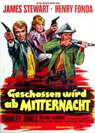 The Cheyenne Social Club - German Movie Poster (xs thumbnail)