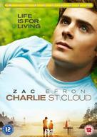 Charlie St. Cloud - British DVD movie cover (xs thumbnail)