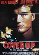 Cover Up - German Movie Poster (xs thumbnail)
