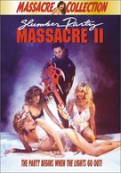 Slumber Party Massacre II - DVD cover (xs thumbnail)