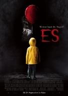 It - German Movie Poster (xs thumbnail)