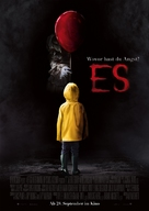 It - German Movie Poster (xs thumbnail)