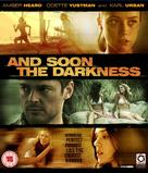 And Soon the Darkness - British Blu-Ray cover (xs thumbnail)