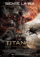 Wrath of the Titans - Spanish Movie Poster (xs thumbnail)