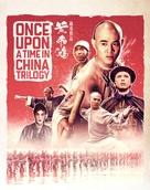 Wong Fei Hung - British Movie Cover (xs thumbnail)