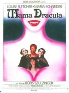 Mama Dracula - French Movie Poster (xs thumbnail)