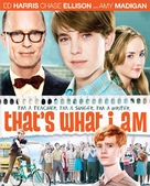 That's What I Am - Canadian Blu-Ray movie cover (xs thumbnail)