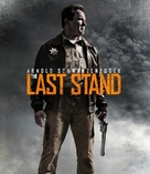The Last Stand - Blu-Ray movie cover (xs thumbnail)
