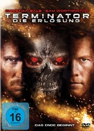Terminator Salvation - German DVD movie cover (xs thumbnail)